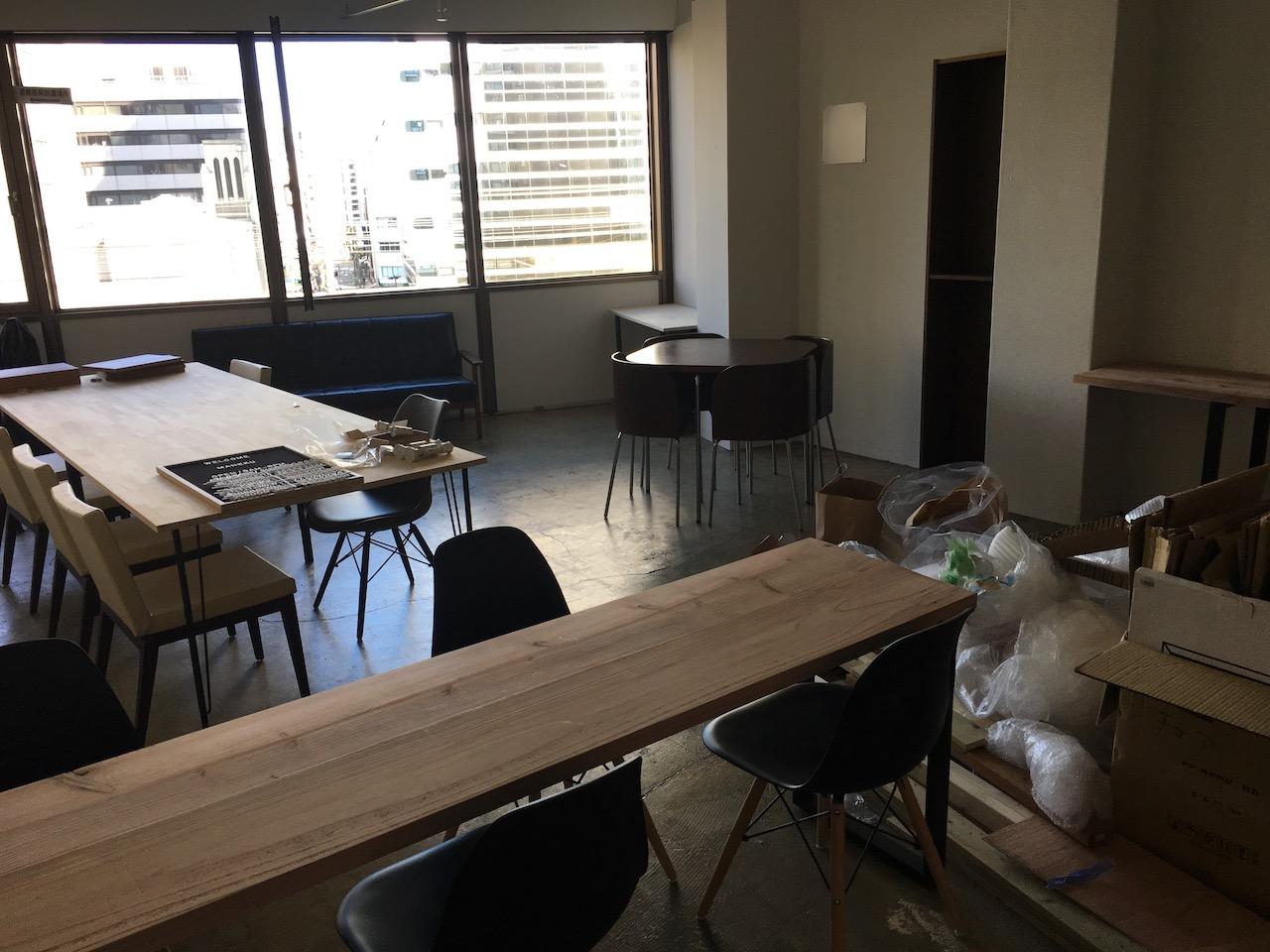 コワーキングスペース・シェアオフィス maneku